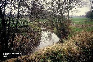 Stroompje nabij Werveld Oeffelt 1987.jpg