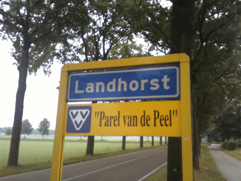 Kombord Landhorst