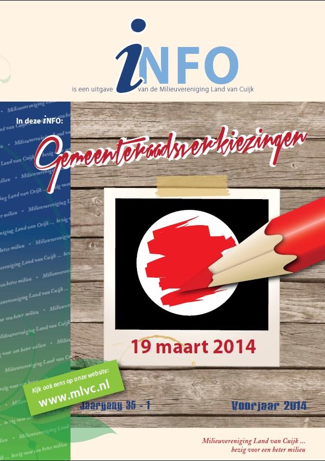 INFO voorjaar 2014